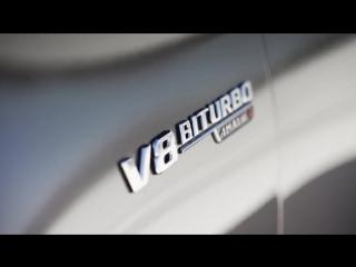 Mercedes-AMG GLC 63 S 4MATIC+ with V8 expertise – Trailer – Mercedes-Benz original