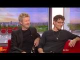 A-ha Morten Harket and Magne Furuholmen Acoustic Hits interview (BBC Breakfast 0