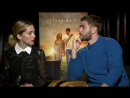 Forever My Girl Interviews- Jessica Rothe and Alex Roe