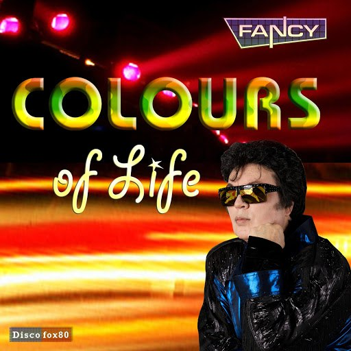 Fancy альбом Colours of Life