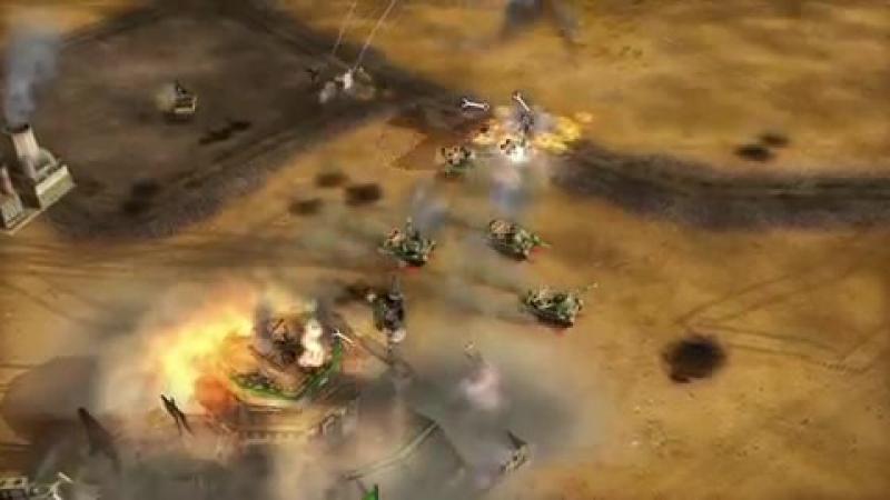 Generals Zero Hour - Kill Red