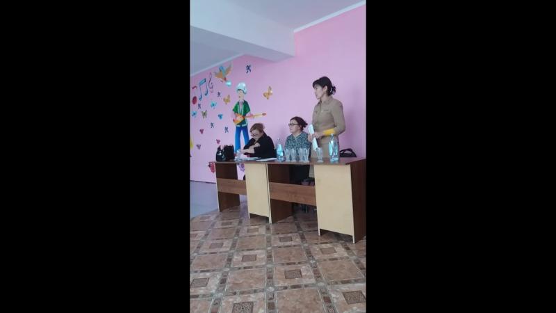 Аймақтық тəрбиешілер байқауы 2018