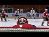 Выставочный матч ХК СКА Ветераны - ХК Русичи - 3-4