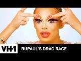 Drag Makeup Tutorial Valentina's Latina Glam  RuPaul's Drag Race Season 9  Now on VH1