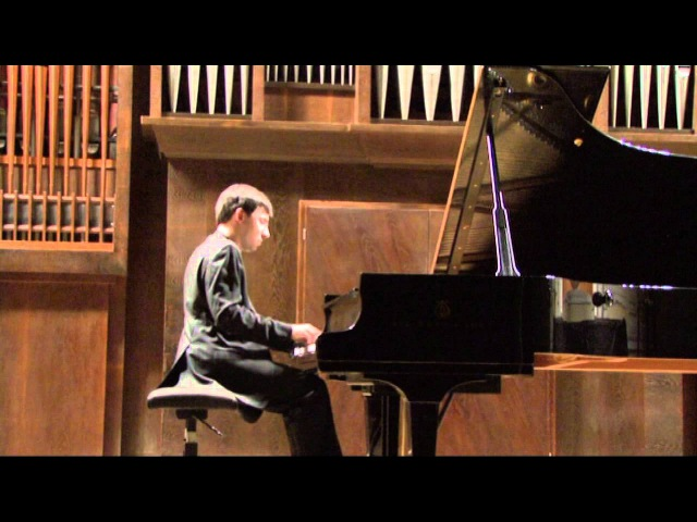 Alexander Kobrin: Haydn - Piano Sonata in H minor, Hob.XVI:32