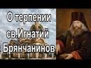 ✟О терпении. св.Игнатий Брянчанинов. Аскетические опыты✟