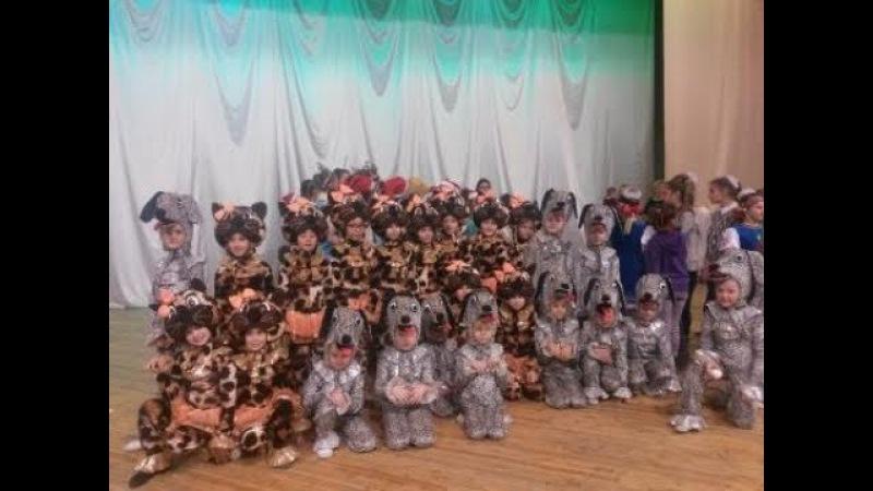 Леди и Бродяги Театр танца веночек, день Святого Николая 2017