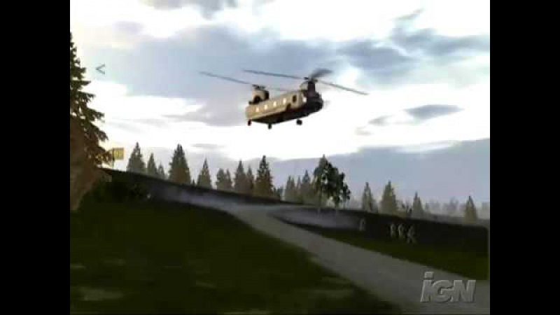 Operation Flashpoint Elite Xbox Trailer