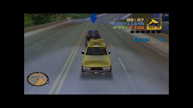 GTA 3 - Bait (Level 58)