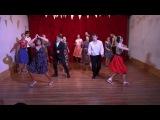 Jazz Dance Kaleidoscope Boogie Block Party Revels