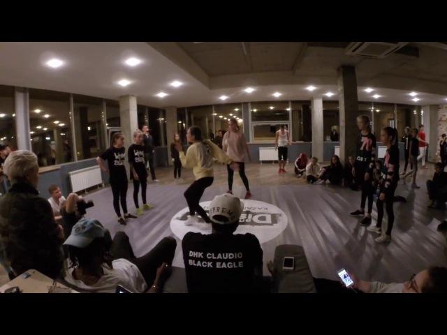 DANCEHALL DISTRICT | 2X2 | LEMOR WIN VS NK TEAM WIN VS AZALIYA YASMINA | MOTIVATIKA