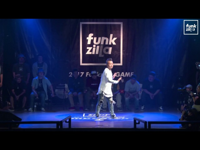 POPPING PUBLIC SIDE Judge Solo - Poppin Snow (TWN) | 2017 FUNKZILLA GAME WORLD FINAL