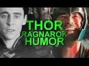 Thor Ragnarok Humor spoilers