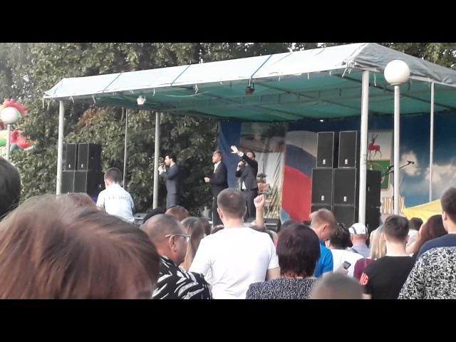 Премьер Министр - девочка с севера (Live Кулебаки 2017 день города)