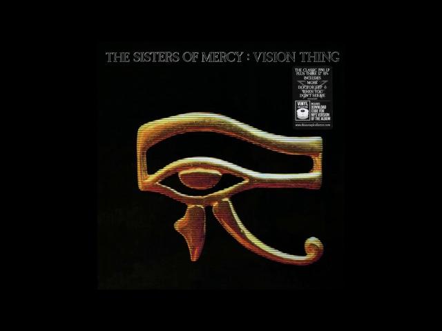 The Sisters Of Mercy -1990- Vision Thing (LP Box Set, 2016, EU, Warner Music UK)