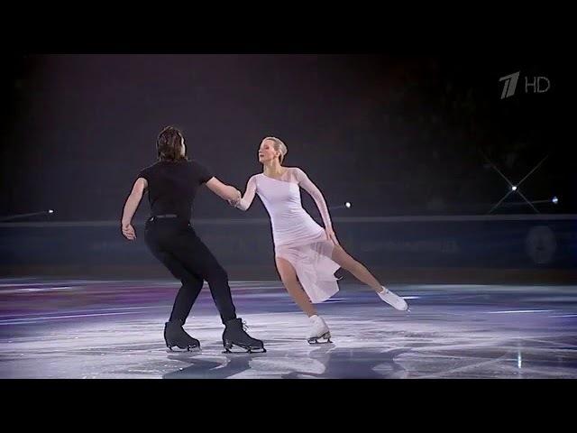 Оксана Домнина и Максим Шабалин шоу 03 03 18