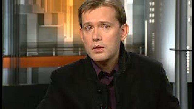 Олег Погудин в программе Утро мегаполиса (ТК Московия, 2007)
