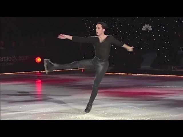 Johnny Weir — Sexy And I Know It
