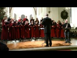 Riga Dome Cathedral Choir in concert perform