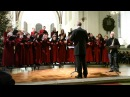 Riga Dome Cathedral Choir in concert perform Gaudete