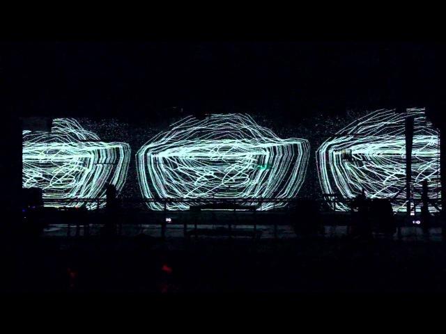 Alexander Senko — Live @ Ars Electronica Festival, 2015