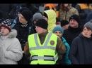 Нацгвардійці на сторожі безпеки в ході історичної реконструкції бою під Соколове
