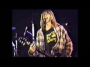 Nirvana (live concert) - February 16th, 1990, Bogart's, Long Beach, CA (angle 2)