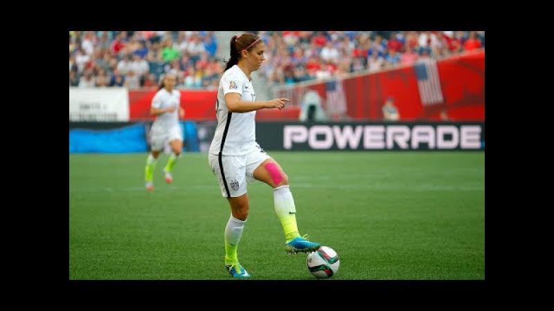 Women's Crazy Football ● Skills Tricks Goals  HD 