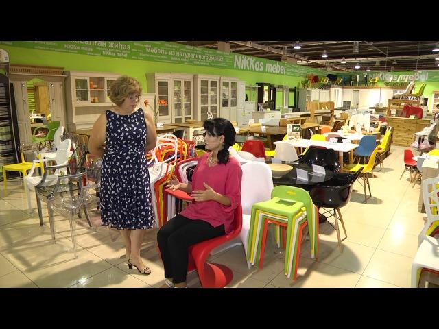 Дизайнерские стулья Алматы
