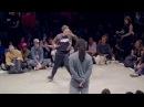 1/2 finale HIPHOP : ALEX THE CAGE (BEL) VS RUTH (ESP)
