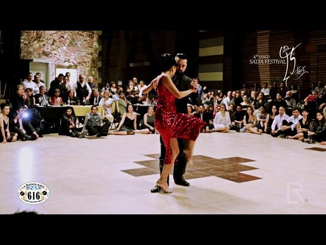 Javier Rodriguez Moira Castellano (3/4) - 4º Tango Salta Festival (2018)