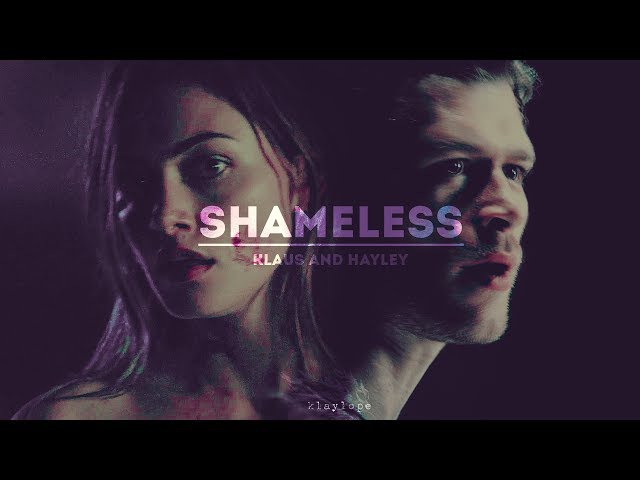 Klaus and Hayley ❦ Shameless