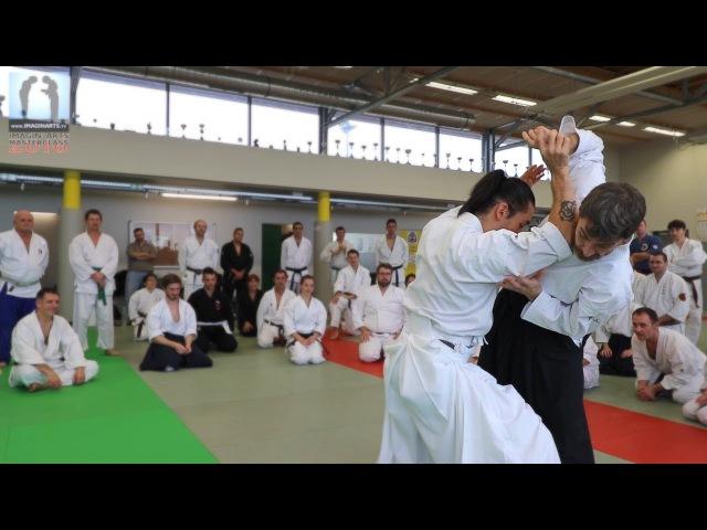 Irimi Atemi Awase Musubi - Leo Tamaki AIKIDO