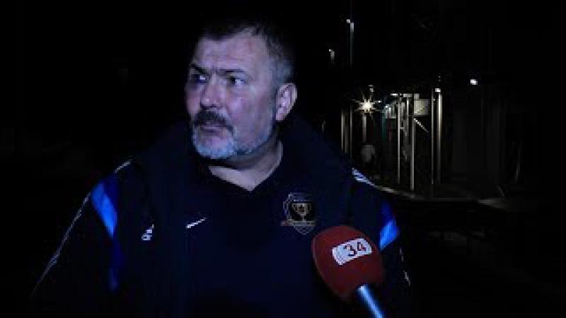 Юрій Береза :Ні - хуліганам на стадіонах! Інтервью програмі