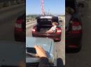 Женщина пересекала российско-азербайджанскую границу в багажнике.