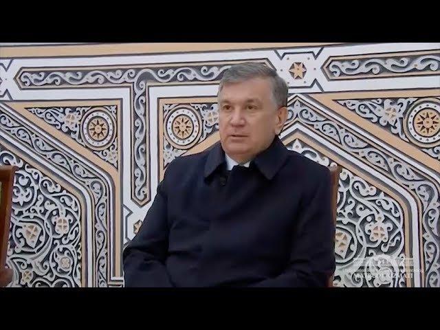 Шавкат Мирзиёев - о гибели узбекистанцев в Актюбинске