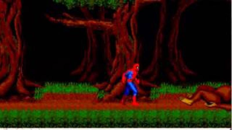 Spiderman Vs The Kingpin - Mega Drive / Genesis Longplay
