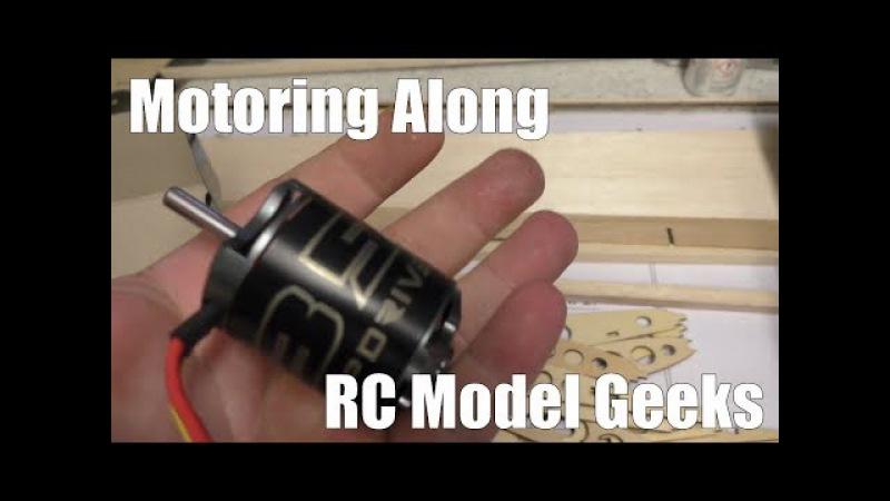 Hobbyking J3 Cub 1800mm DW Hobby build Pt5 RC Model Geeks