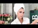 Victoria Beckham's Festive Sparkle | Make Up Tutorial