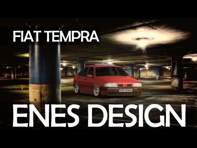 Fiat Tempra Adobe Photoshop Cs6 Car modification virtualcartuning virtual car tuning
