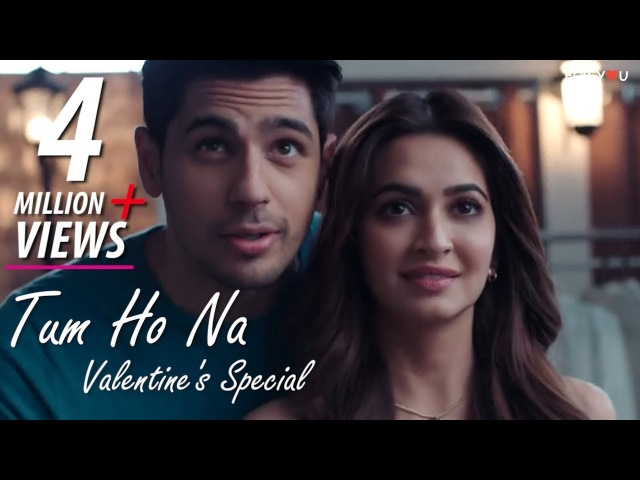 Tum Ho Na - Full Song | Valentine's Special | OPPO F5 Ad Song | Kirti Bandhana Sidharth Malhotra