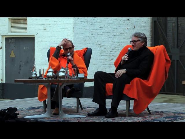 Борис Гройс и Дмитрий Гутов. Публичное интервью в Институте «Стрелка»