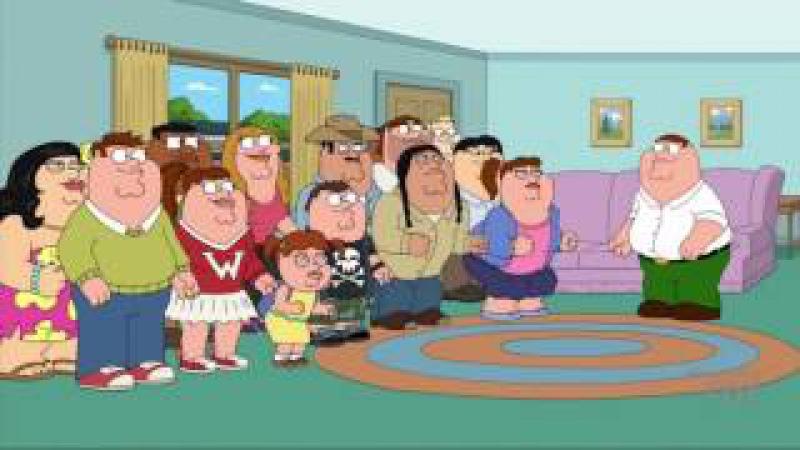 Гриффины(Family Guy) - Дети Питера