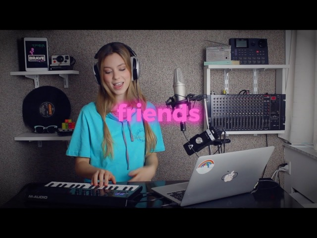 FRIENDS - Marshmellow Anne-Marie | Romy Wave cover