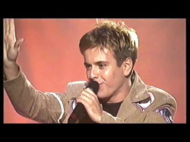 Андрей Губин – Забытый Тобой (Поп-Спорт-Шоу 1998)