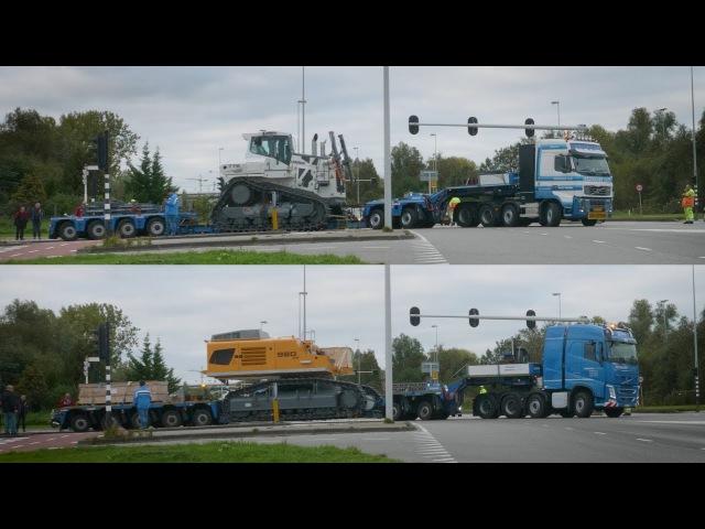 Mackdag 2017 Truckshow - Heavy Haulage - Special Transport - Oldtimers - US Trucks