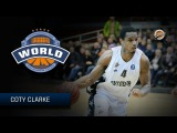 VTBUnitedLeague • Coty Clarke All Star Game 2018 Profile