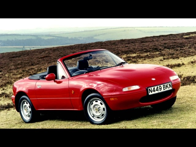 Mazda MX 5 UK spec NA '1989–97