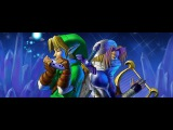 Играем в The Legend of Zelda Ocarina of Time (1).