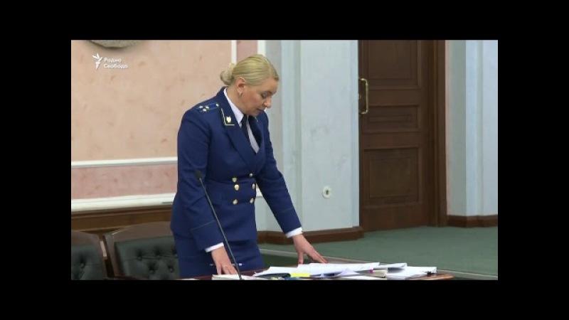 Иск Собчак к Путину в Верховном суде. Прямая трансляция